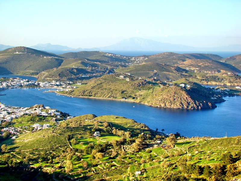 The Island of Patmos | Leon's Message Board