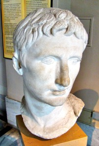 Caesar Augustus.  Istanbul Archaeology Museum.  Photo by Leon Mauldin