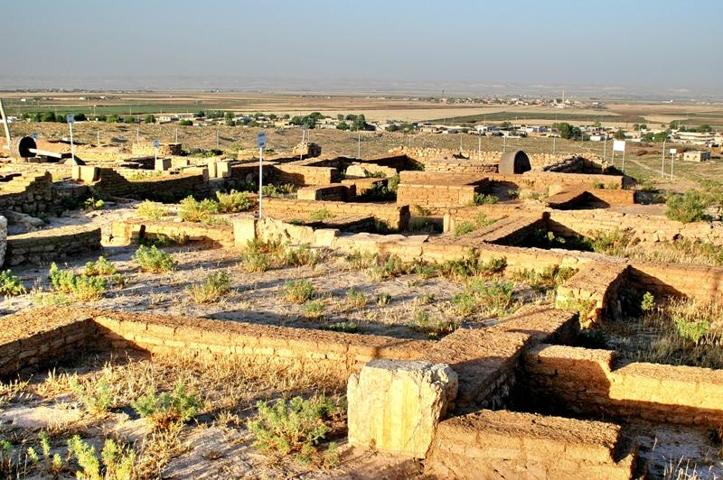 Haran, of Aram Naharaim (Mesopotamia) (4/4)