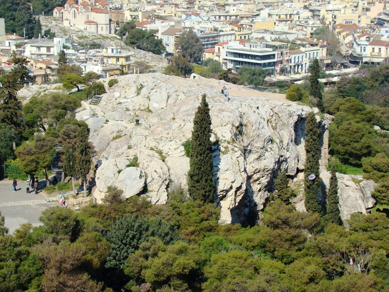 The Areopagus in Athens  Leons Message Board