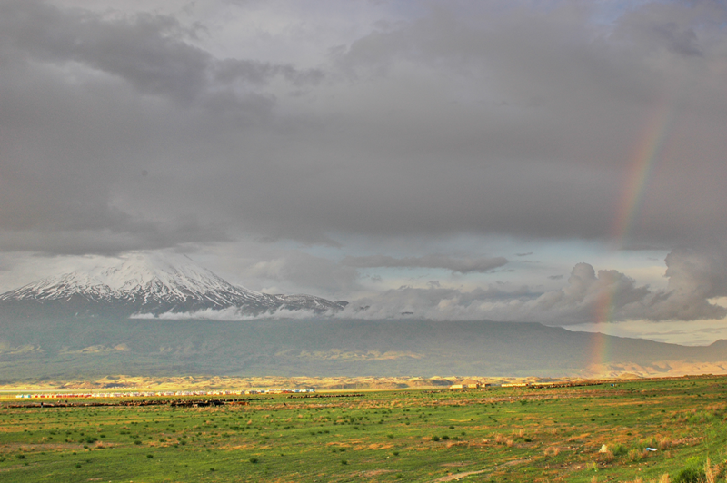 The Mountains of Ararat | Leon's Message Board