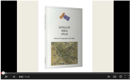 Video Satellite Bible Atlas. By Bill Schlegel.
