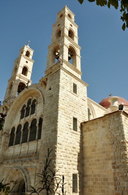 Jacobs Well Greek Orthodox Church Outside. Photo by Leon Mauldin.