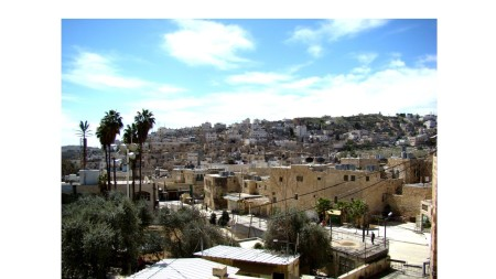 Hebron, a city of refuge. Photo by Leon Mauldin.
