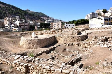 Shechem, a City of Refuge. Photo by Leon Mauldin.