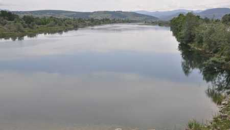 Halys River near the Black Sea. Photo by Leon Mauldin.