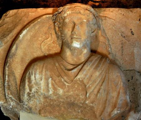 King Eumenes II, brother to Attalus II Philadelphus. Photo ©Leon Mauldin.