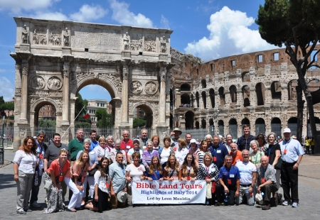 Italy Group Shot.