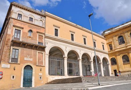 Church of San Pietro in Vincoli, Rome. Photo ©Leon Mauldin.