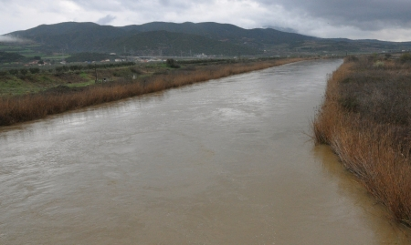 Strymon River at Amphipolis. Photo by Leon Mauldin.