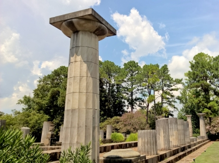 Hera Temple at Wetumpka, AL. Photo by Leon Mauldin.