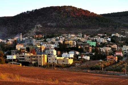 Nain, where Jesus raised the dead. Photo by Leon Mauldin.