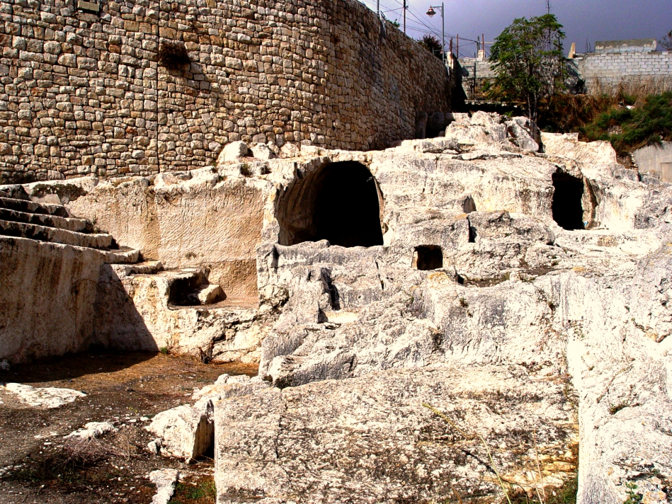 Royal Tombs of the House of David | Leon's Message Board